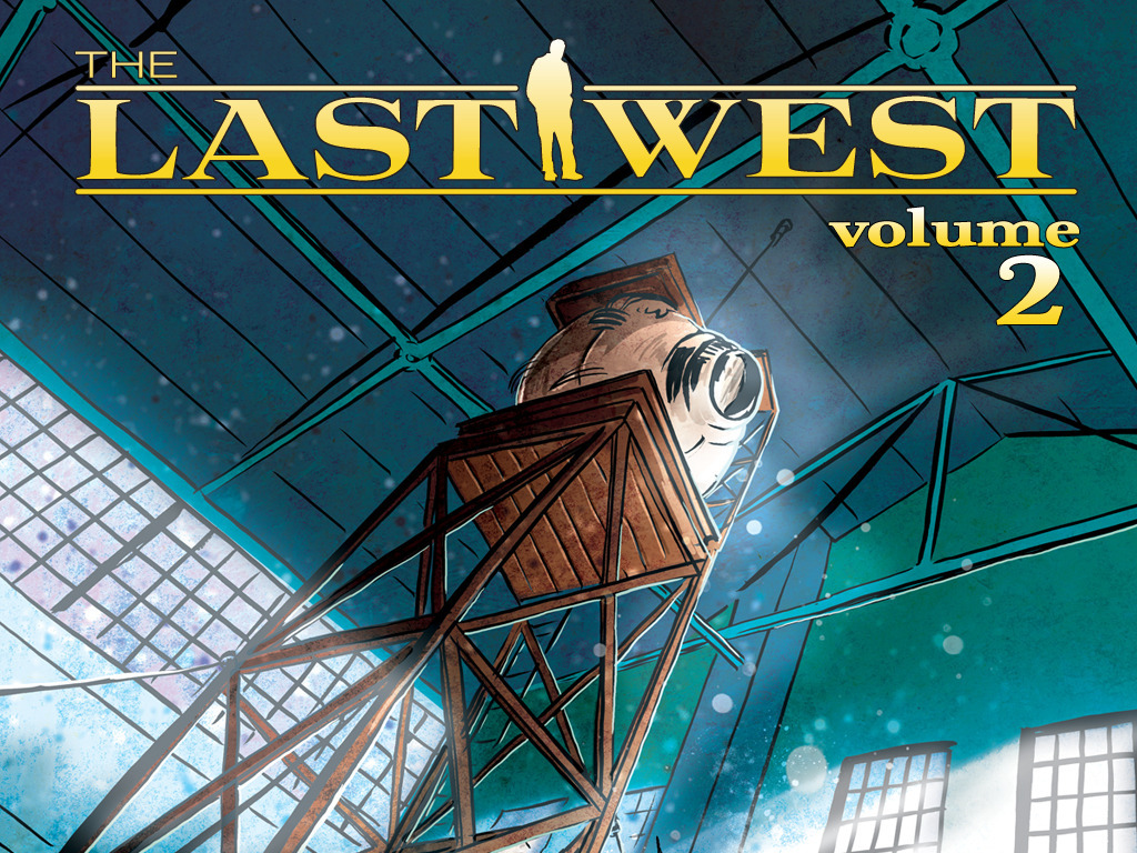 The Last West: Volume Two's video poster