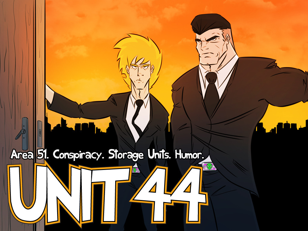 Unit 44 :: Area 51! Conspiracy! Storage Units! Humor!'s video poster