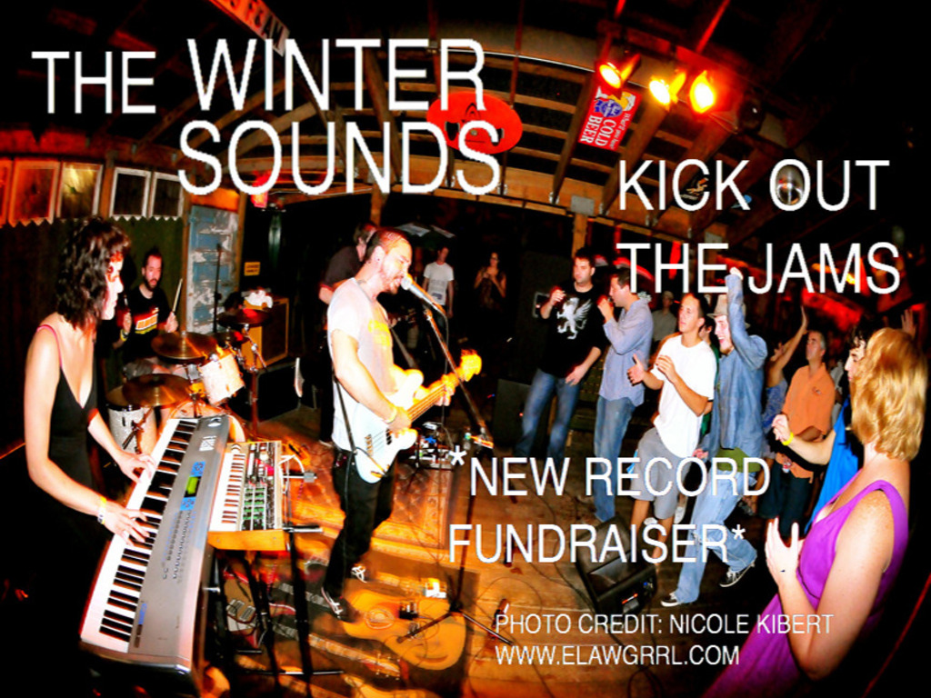 The Winter Sounds Kick Out the Jams! (New Record Fundraiser)'s video poster