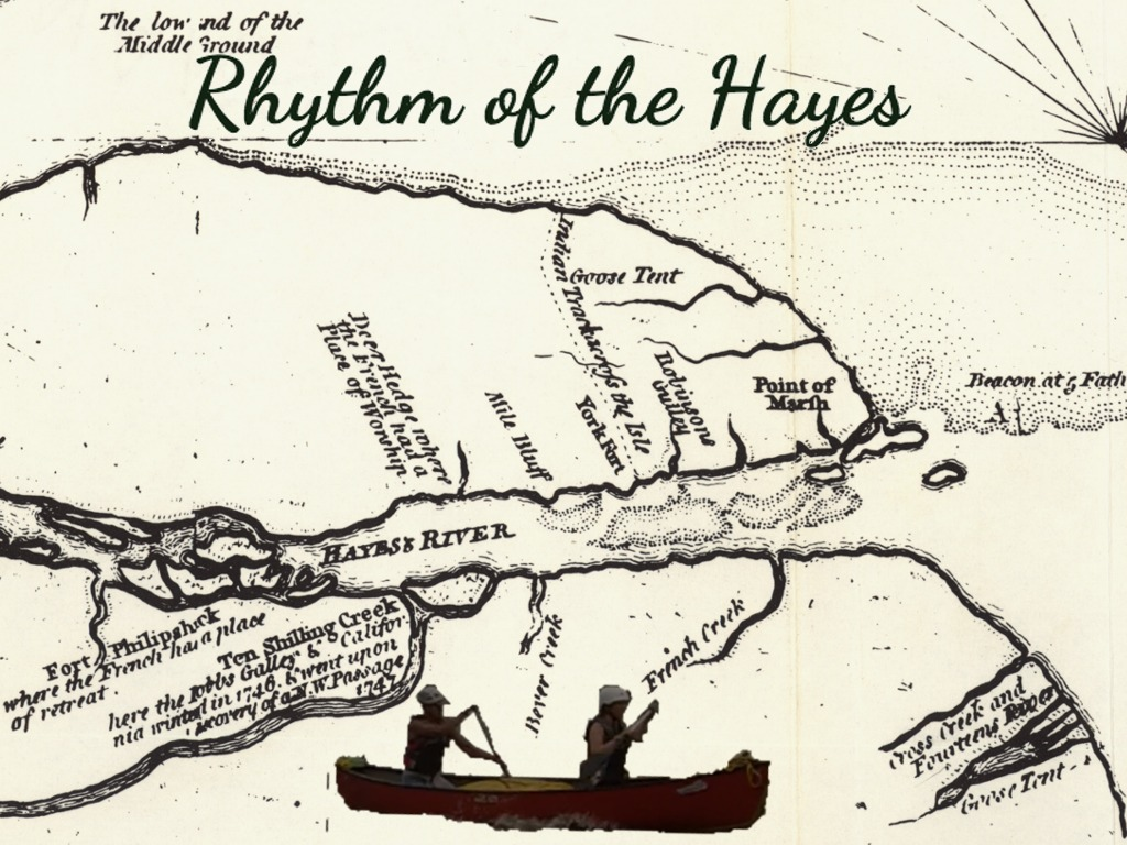 Rhythm of the Hayes: Canoe Expedition's video poster