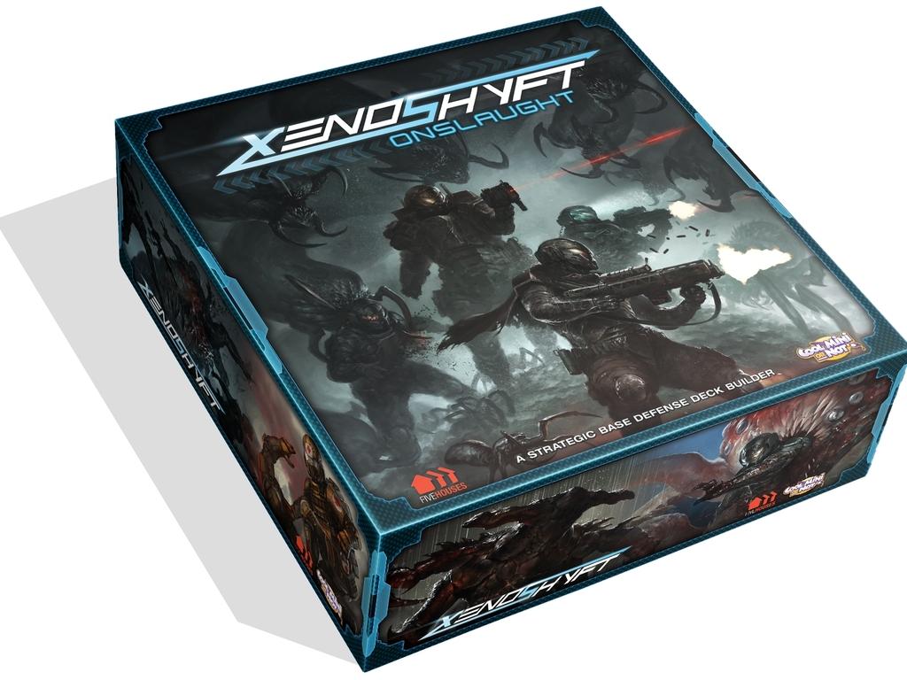 XenoShyft Onslaught's video poster