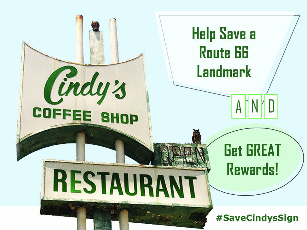 Save Cindy's Eagle Rock Sign's video poster
