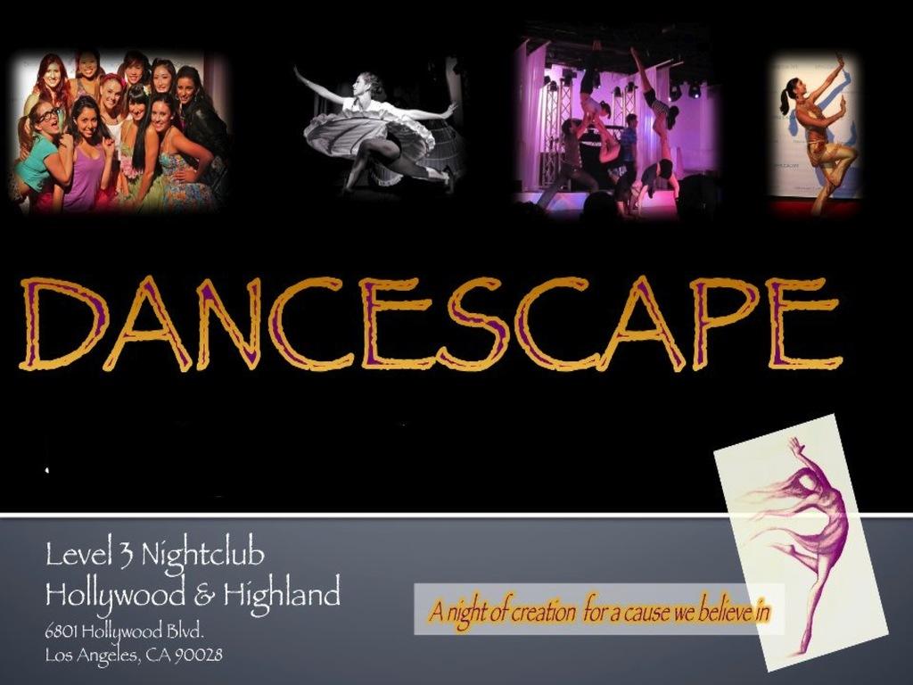 Dancescape XIV's video poster