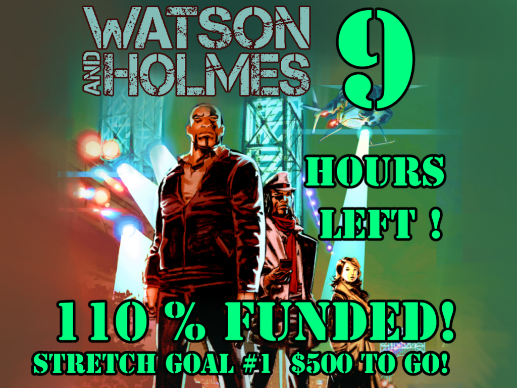 Watson And Holmes Volume 2's video poster