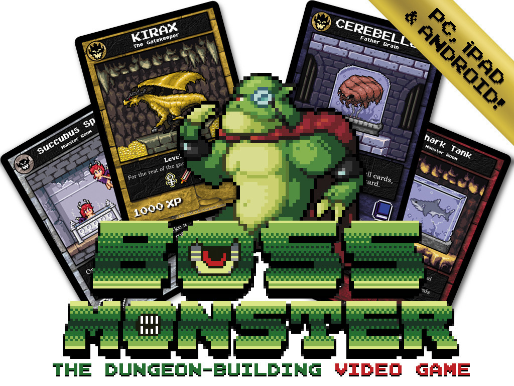 Boss Monster: Dungeon-Building Game for PC, iPad & Android's video poster