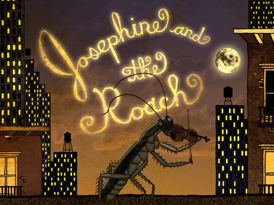 Josephine and the Roach's video poster