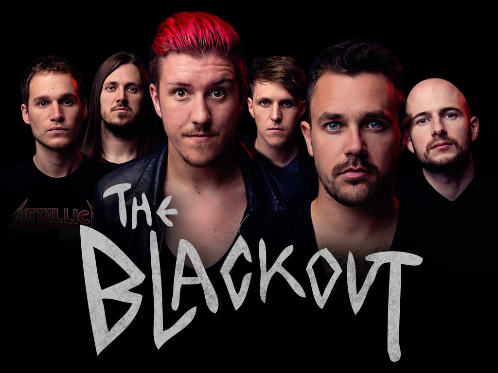 The Blackout: Wolves E.P.'s video poster