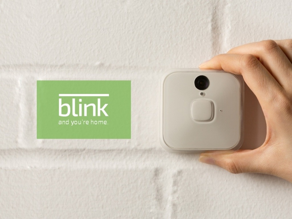 Blink: Wire-Free HD Home Monitoring & Alert System's video poster