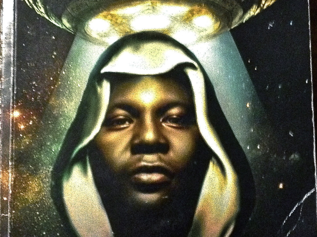 """Killah Priest """"The Psychic World of Walter Reed"""" Book's video poster"""