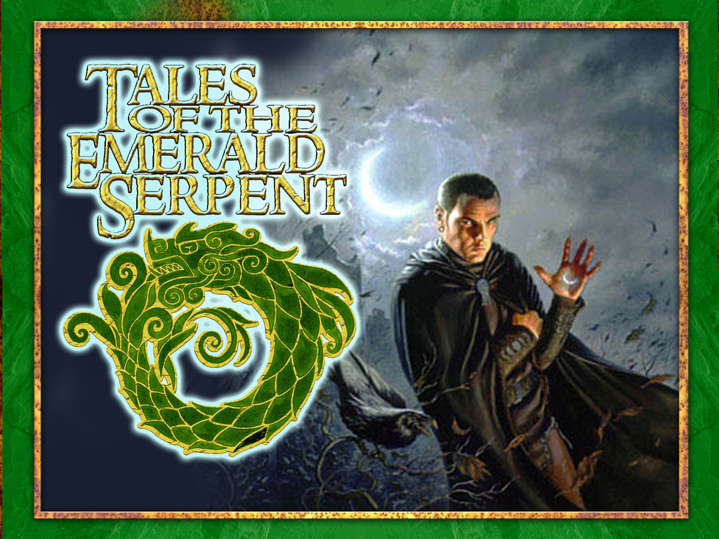 Tales of the Emerald Serpent: Shared World Mosaic Anthology's video poster