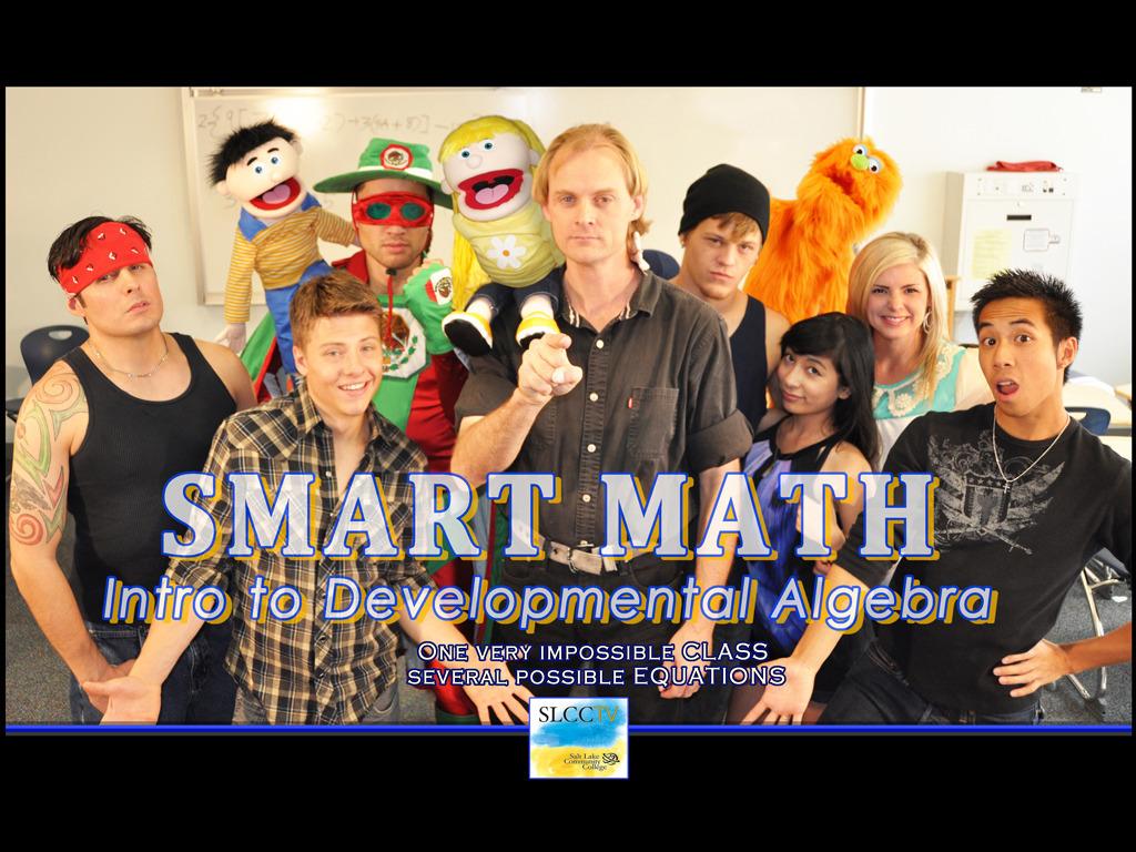 Smart Math: Intro to Developmental Algebra's video poster