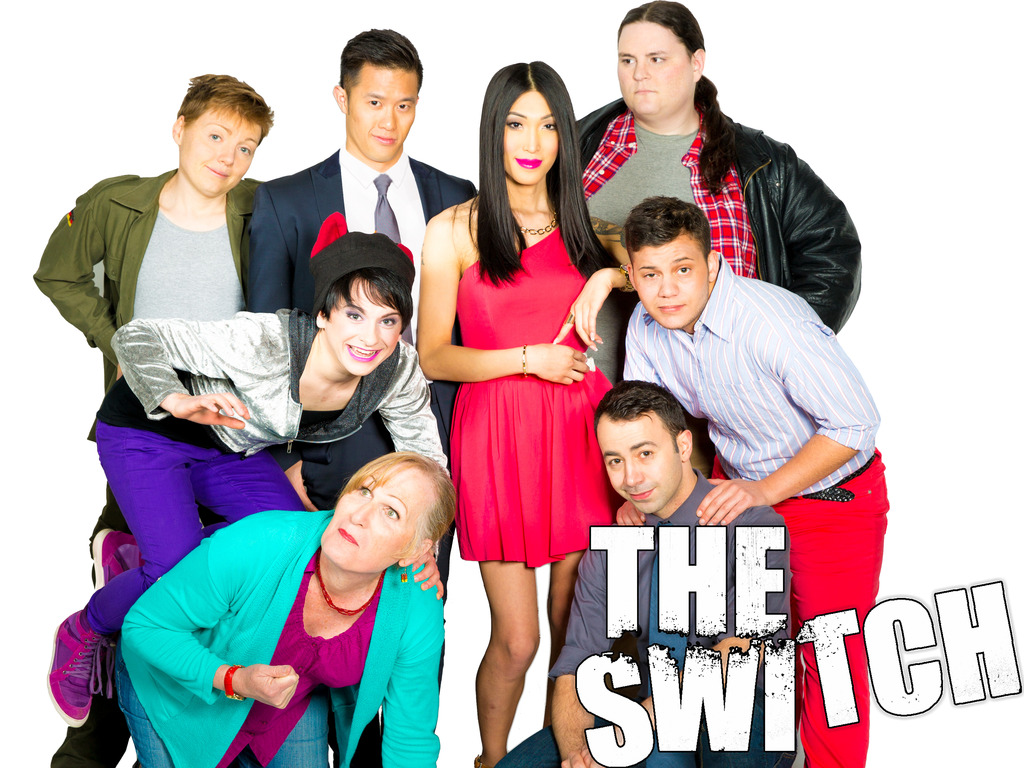 The Switch - A Fantastic Transgender Comedy's video poster