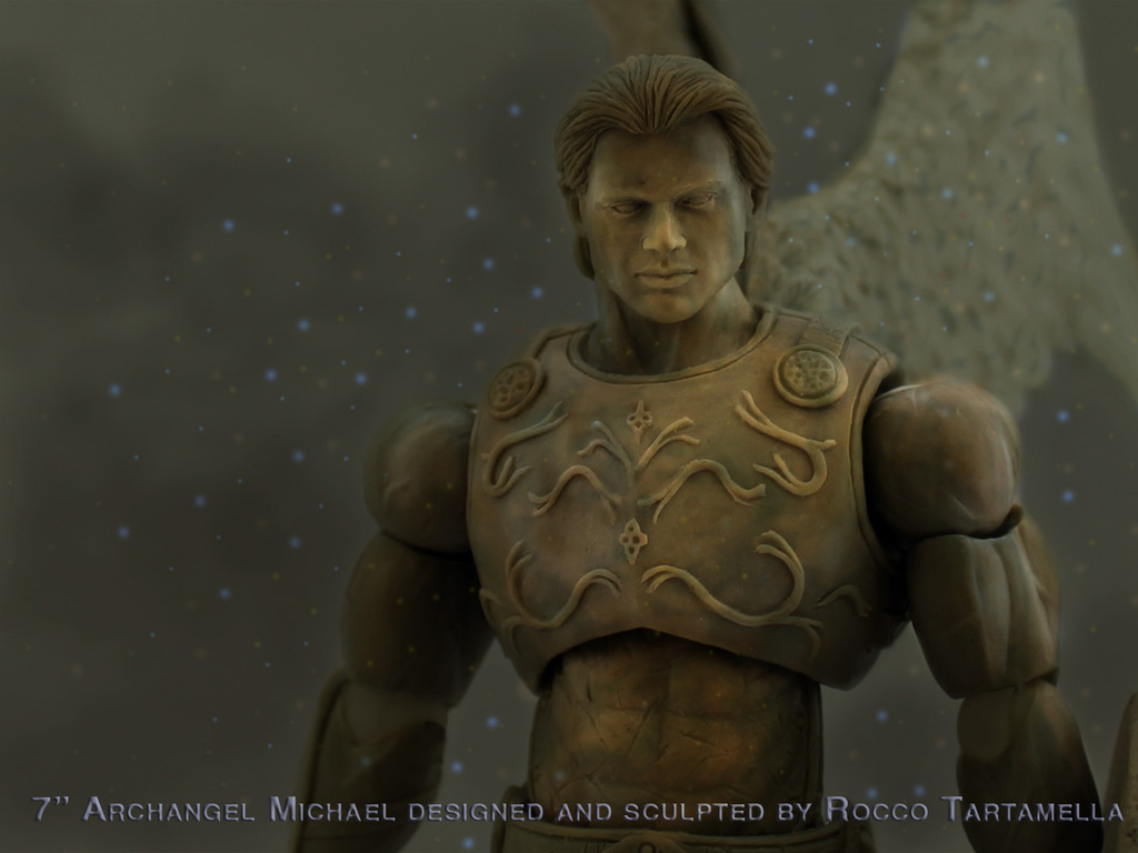 The Archangel Michael Project, 7 inch Action Figure's video poster