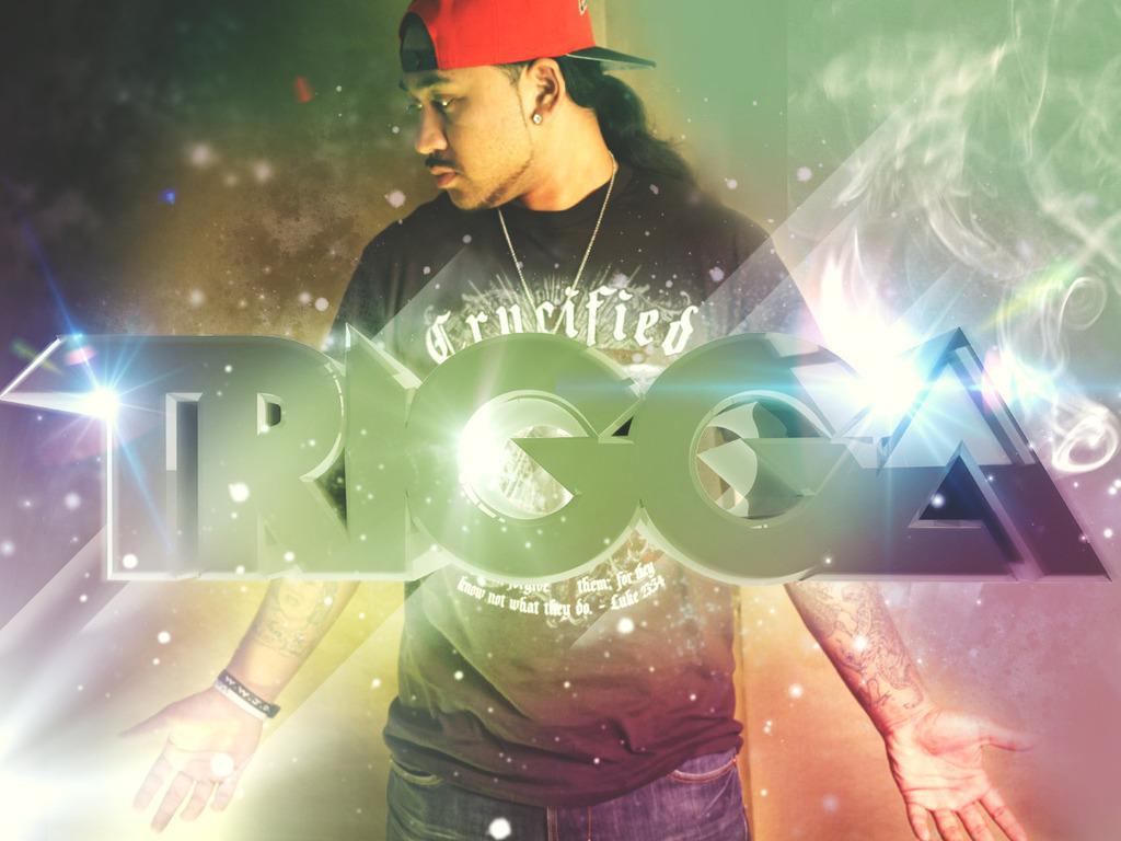 TRIGGA - Broken Road to Paradise's video poster