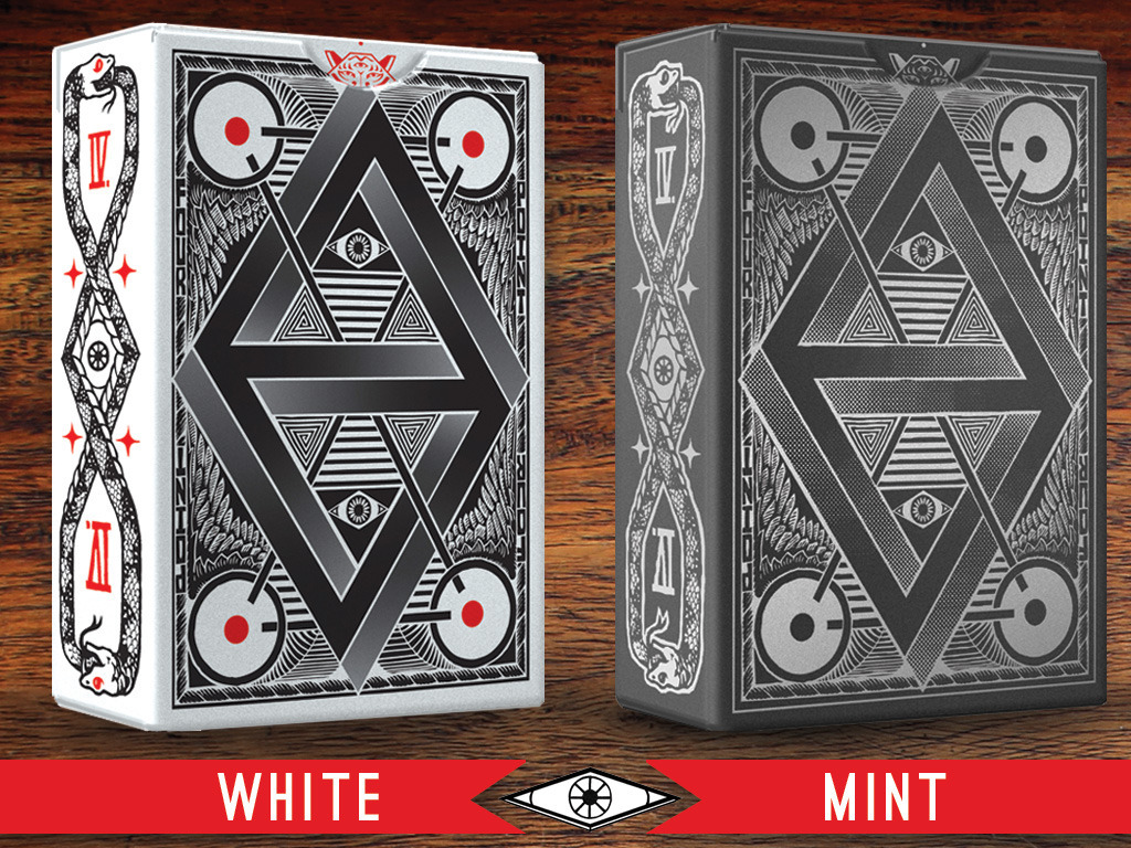 Four Point Playing Cards - USPCC Printed's video poster