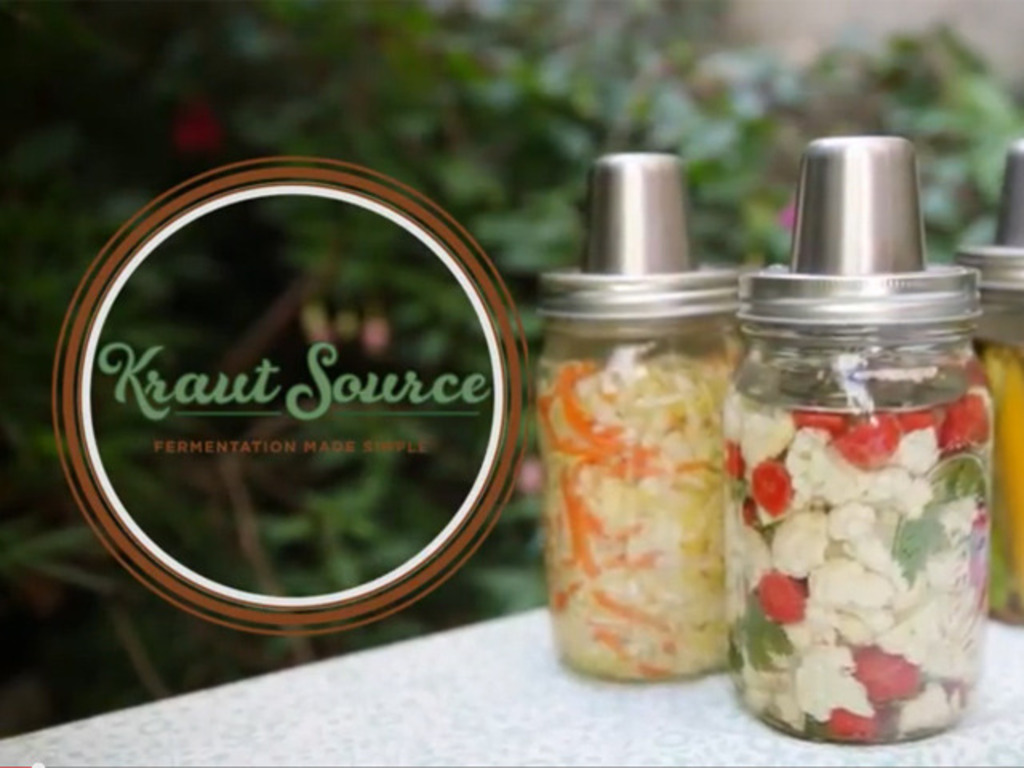 Kraut Source - Fermentation Made Simple's video poster