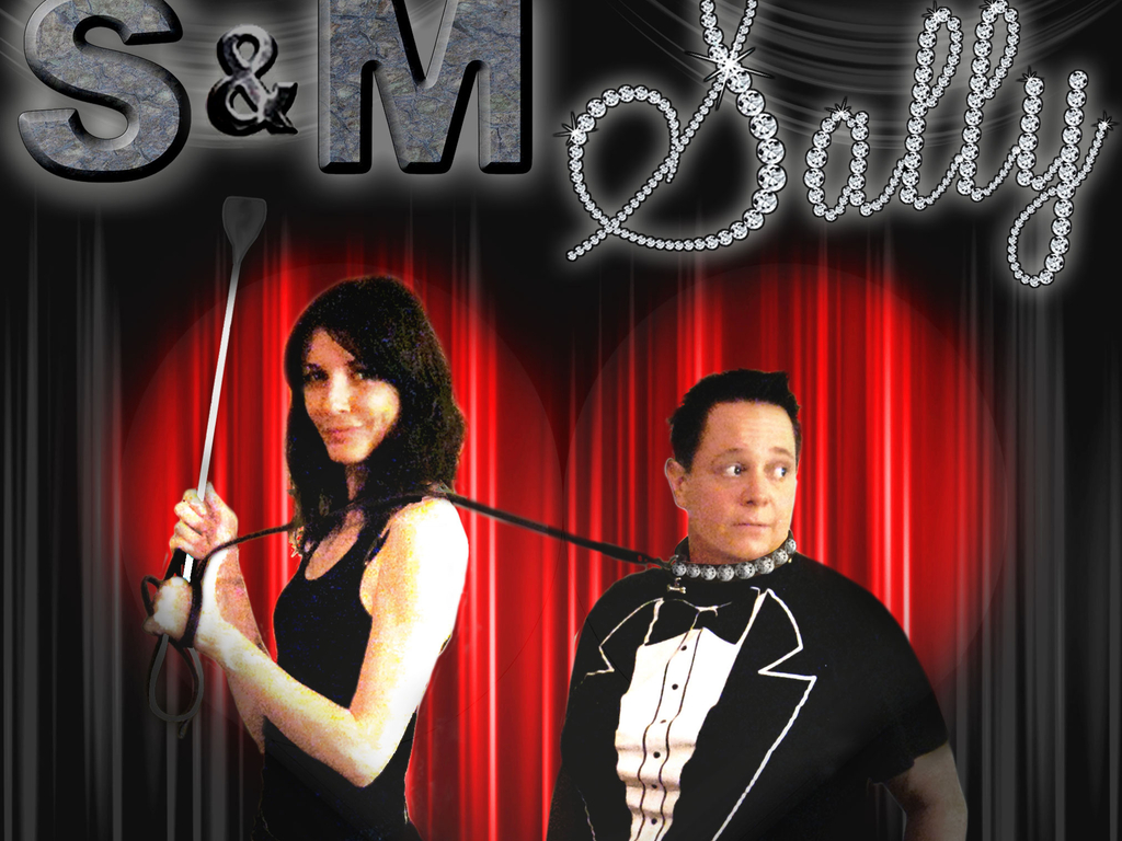 S&M Sally: a hilarious romp through new territory's video poster