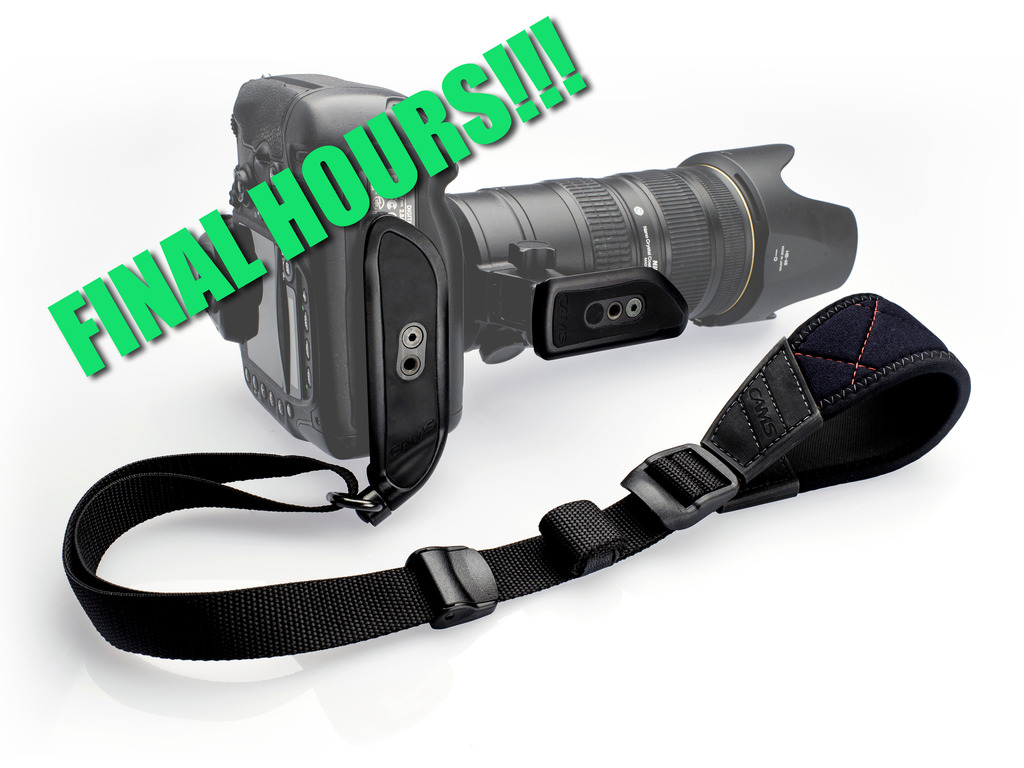 CAMS Pro Sling Strap, Camera Plate, & Lens Plate's video poster