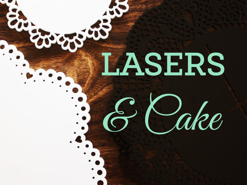 Lasers & Cake's video poster