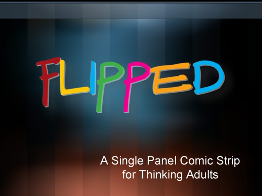 Flipped Comic Strip's video poster