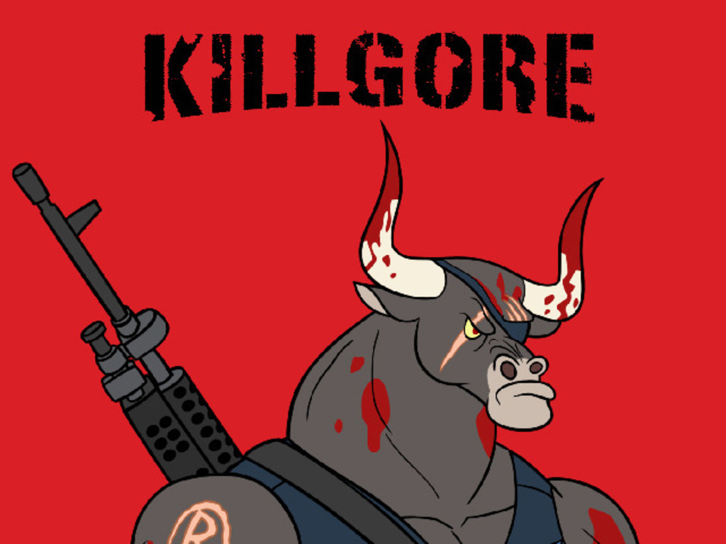 Killgore: The Animated Series's video poster