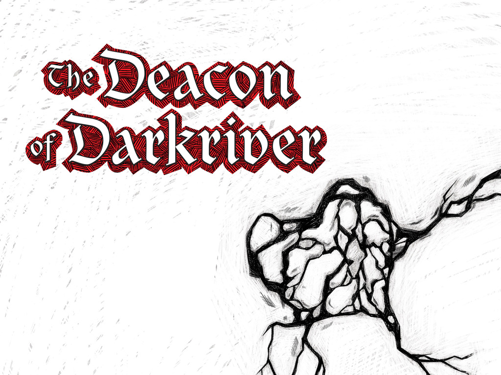 The Deacon of Darkriver (Djákninn á Myrká) comic's video poster