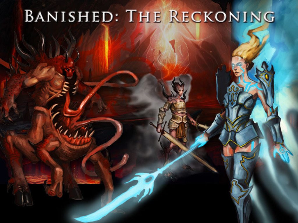 Banished: The Reckoning's video poster