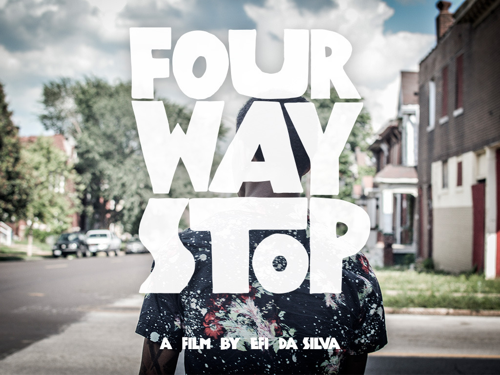 Four Way Stop: A Feature Film's video poster