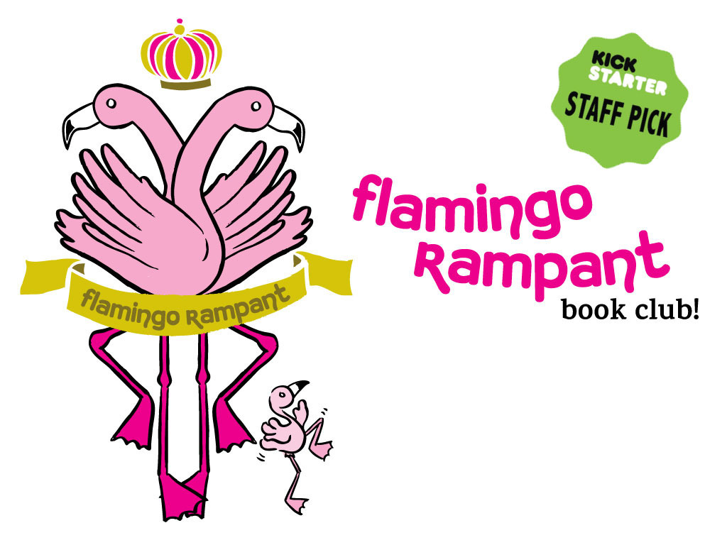 Flamingo Rampant Book Club!'s video poster