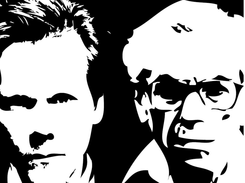 Erdős-Bacon's video poster