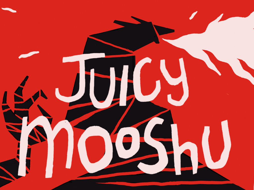 Juicy Mooshu – The Motion Picture's video poster