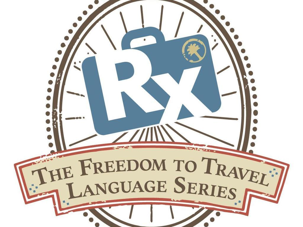 Rx: The Freedom to Travel - Audiobooks, apps, printed books's video poster
