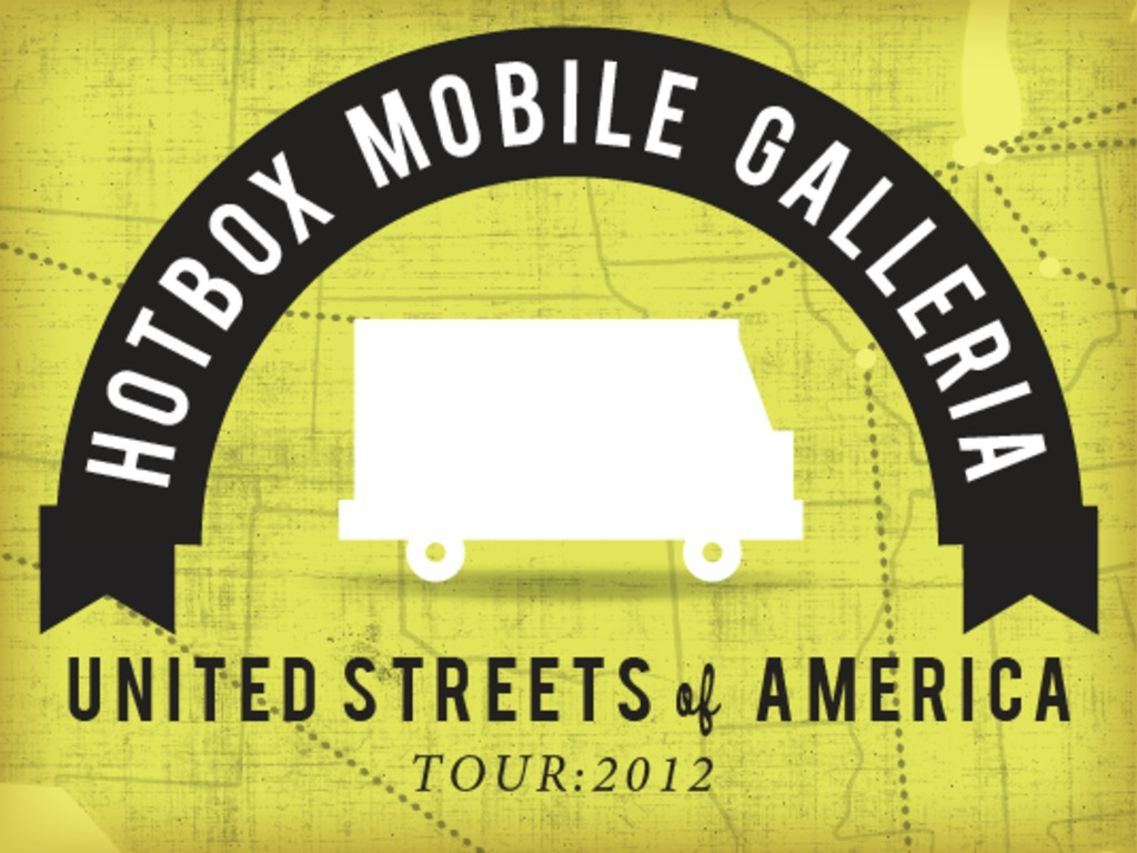 HOTBOX Mobile Gallery : UNITED STREETS of AMERICA TOUR's video poster