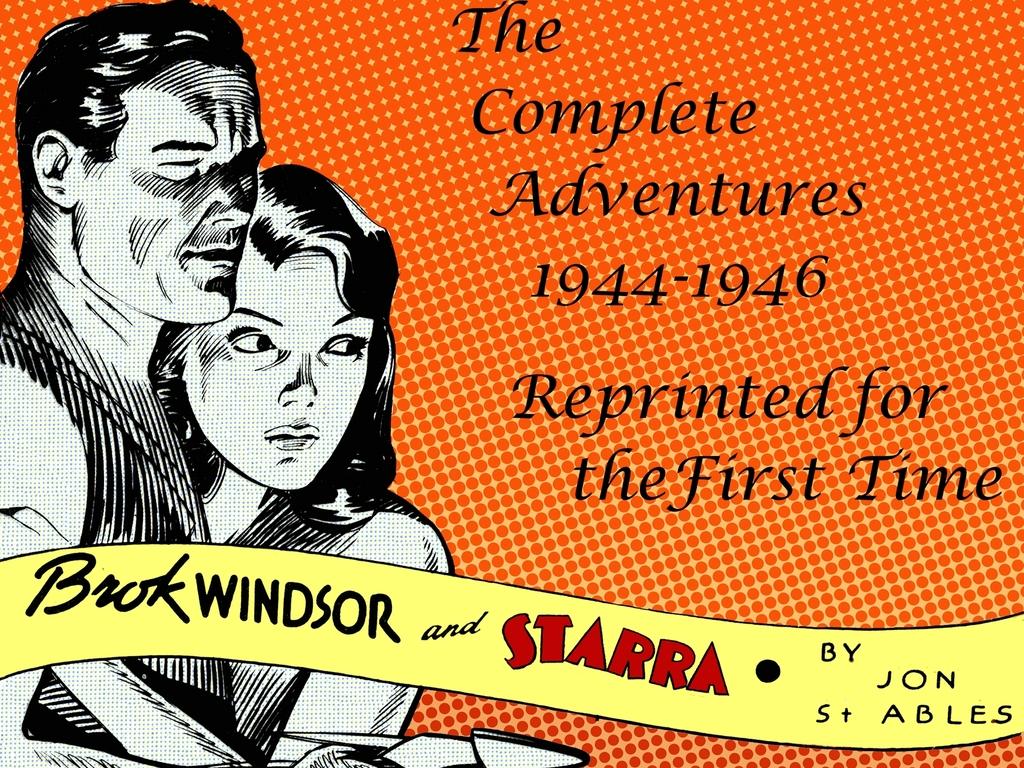 Brok Windsor - Lost WWII Comic Book Returns!'s video poster