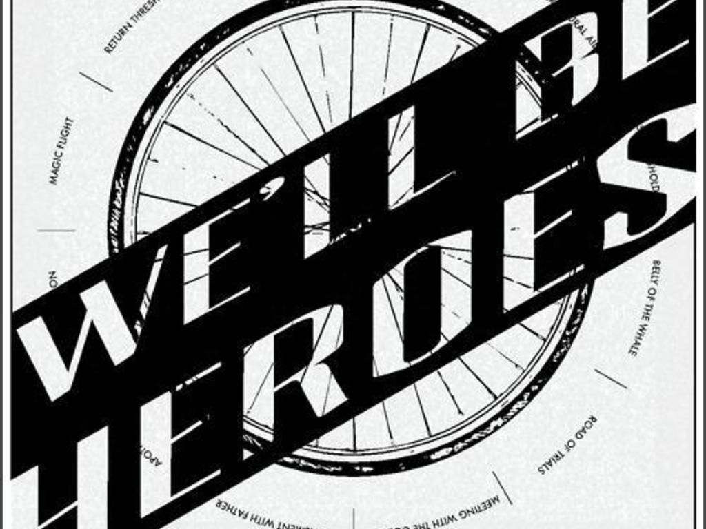 We'll Be Heroes's video poster