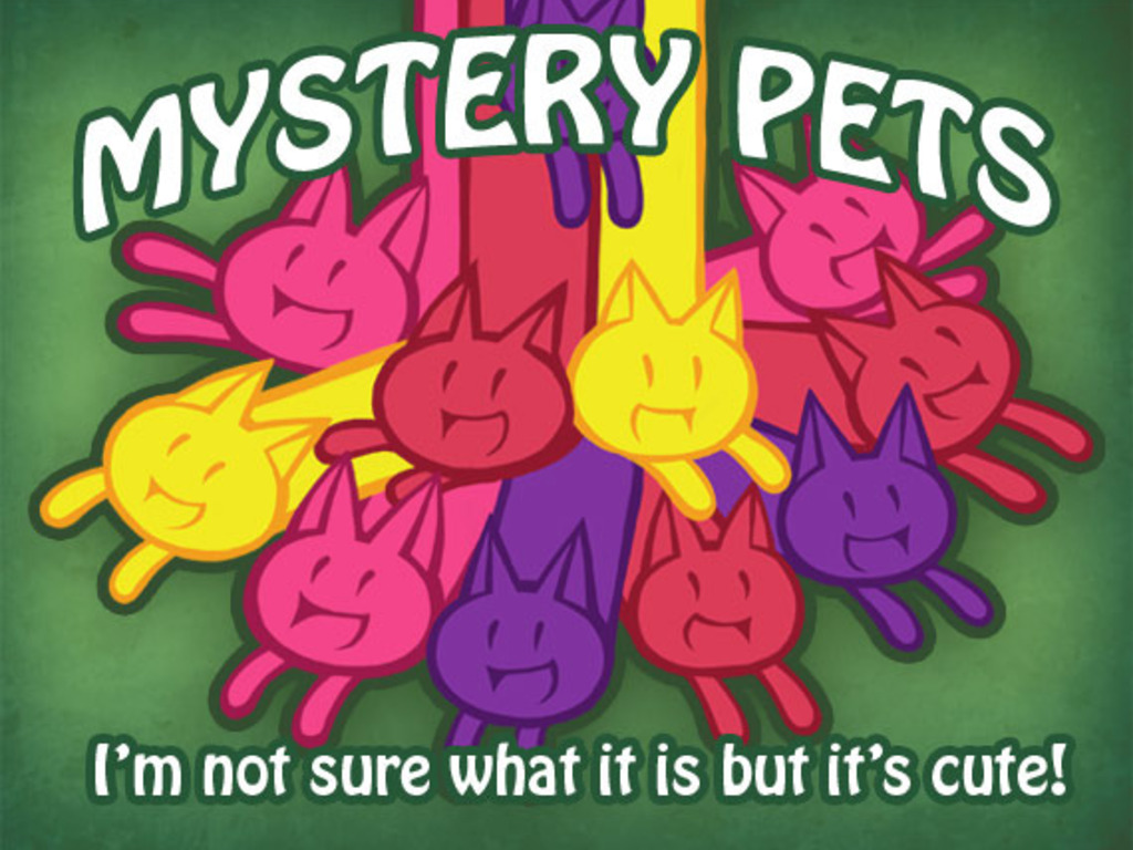 Mystery Pets Art Book's video poster