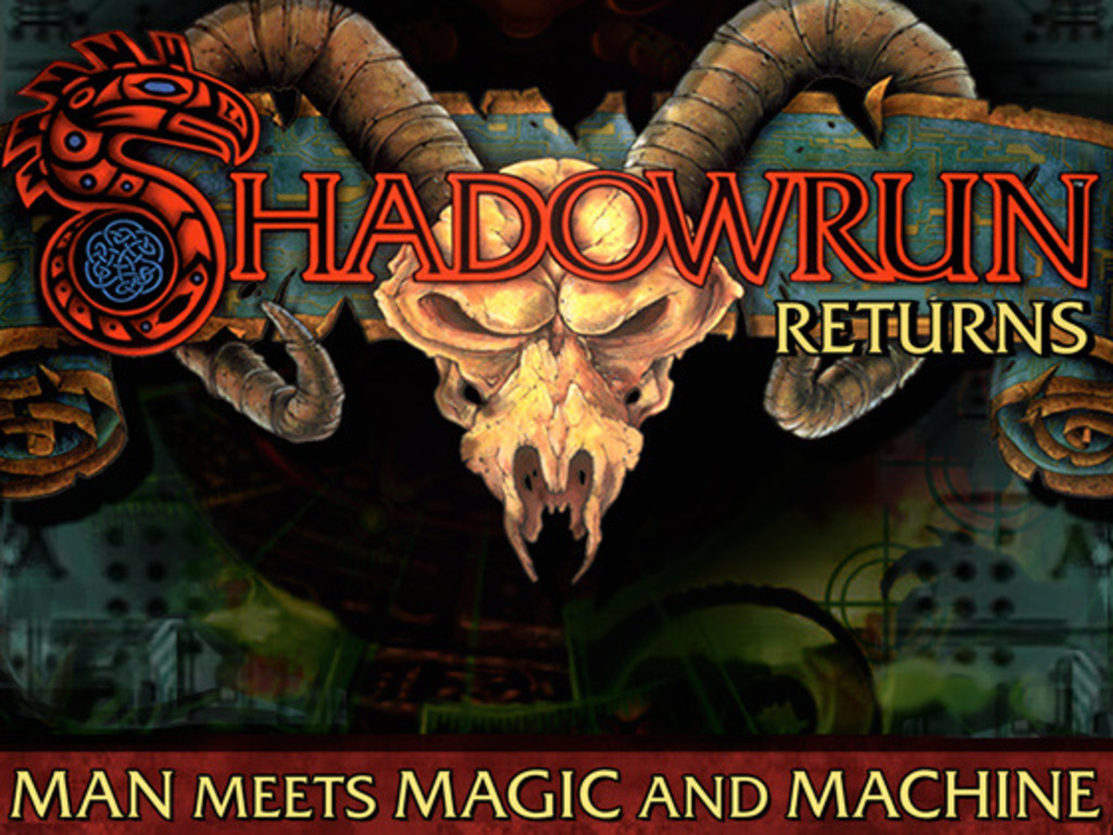 Shadowrun Returns's video poster