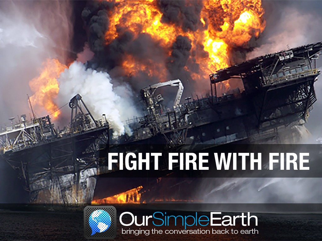 Fight Fire With Fire's video poster