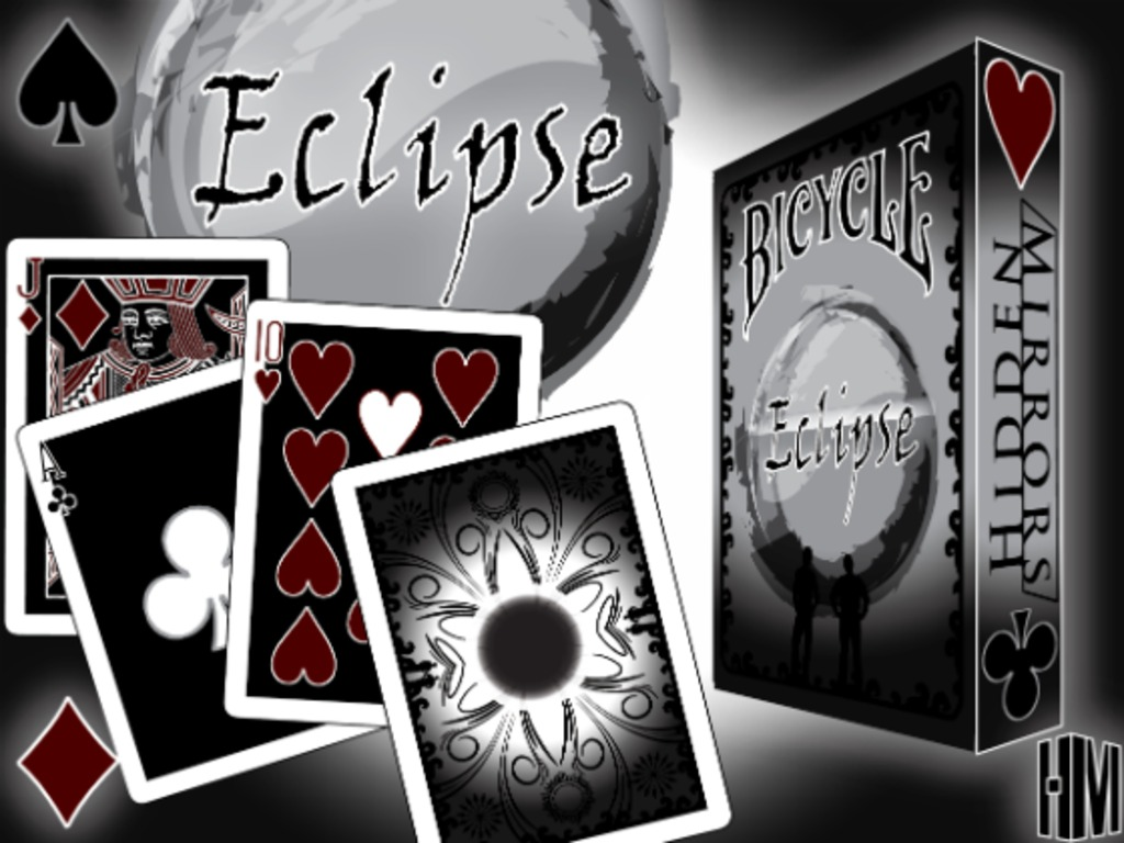 Bicycle Eclipse Playing Cards By: Hidden Mirrors's video poster