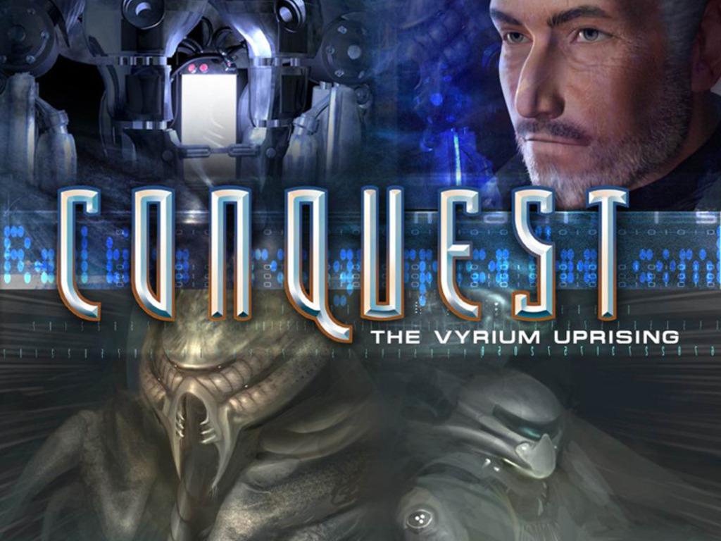 Conquest 2 Vyrium Uprising - RTS fans unite ! (Canceled)'s video poster