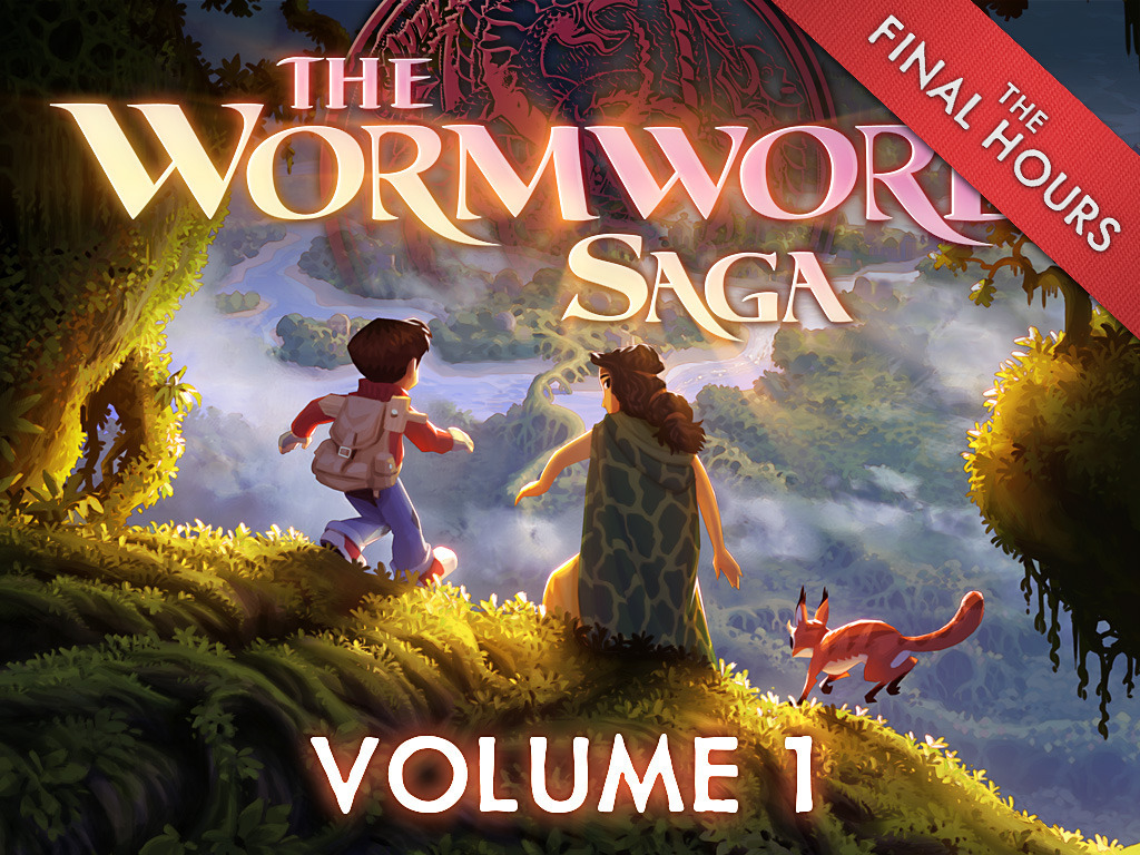 The Wormworld Saga Book Edition - Volume 1's video poster