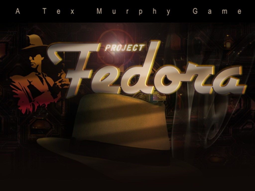 Tex Murphy - Project Fedora's video poster