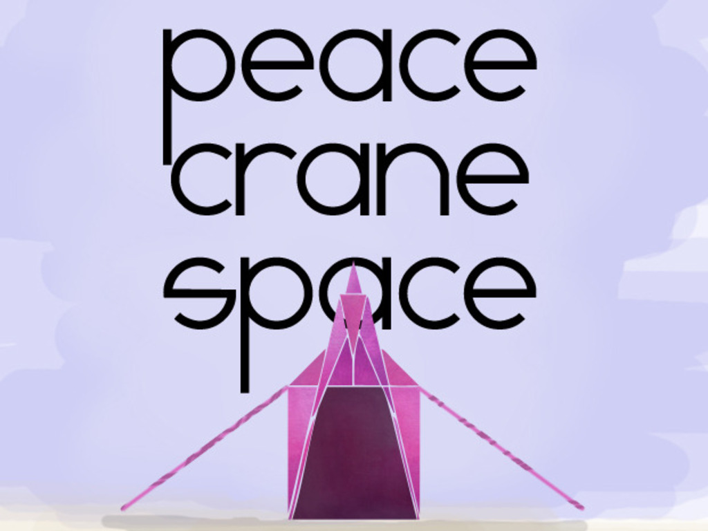 Peace Crane Space's video poster