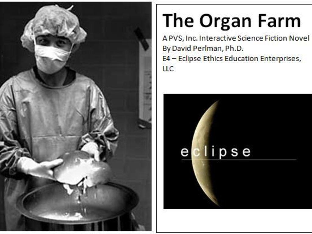 The Organ Farm - An Interactive Science Fiction Novel's video poster