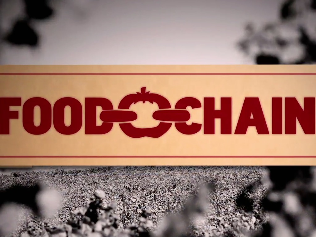 Food Chain's video poster