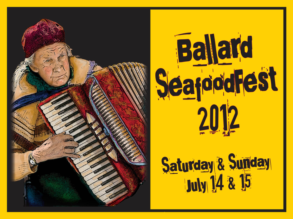 2012 Ballard SeafoodFest's video poster