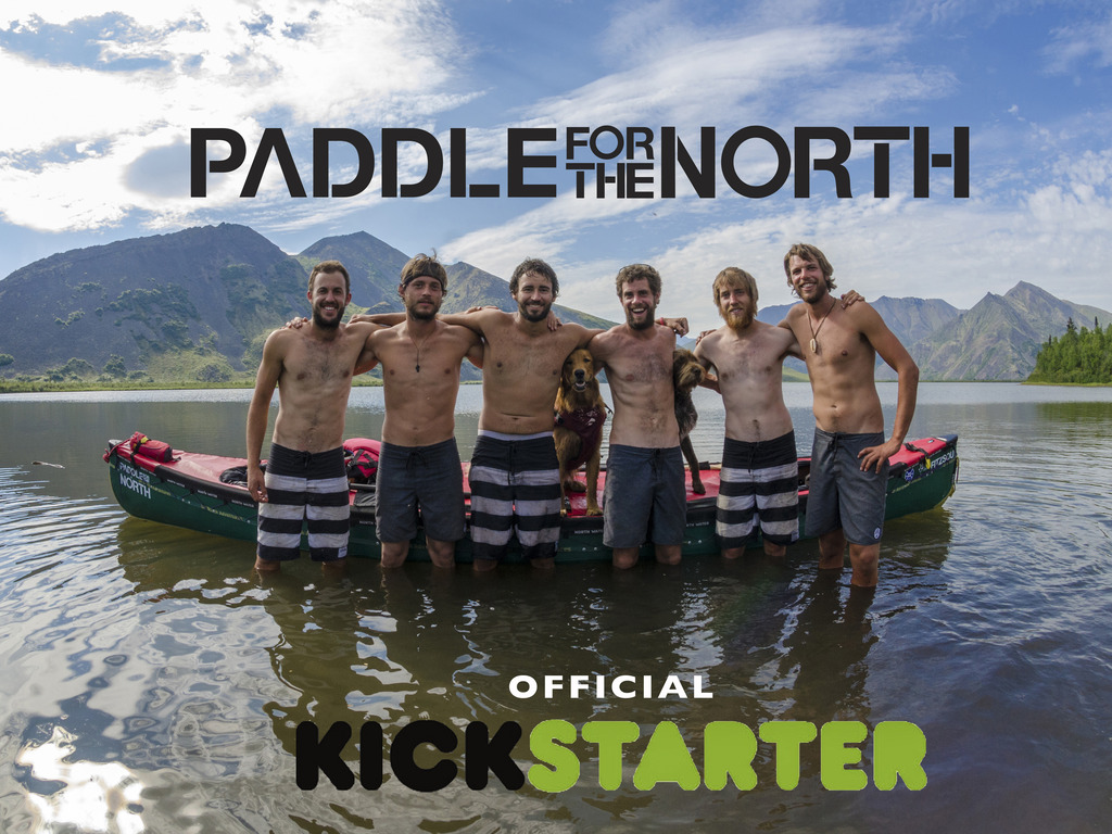 Paddle for the North's video poster