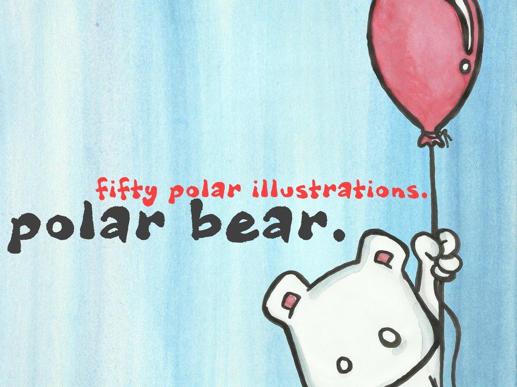 polar bear: a book of polar illustrations.'s video poster