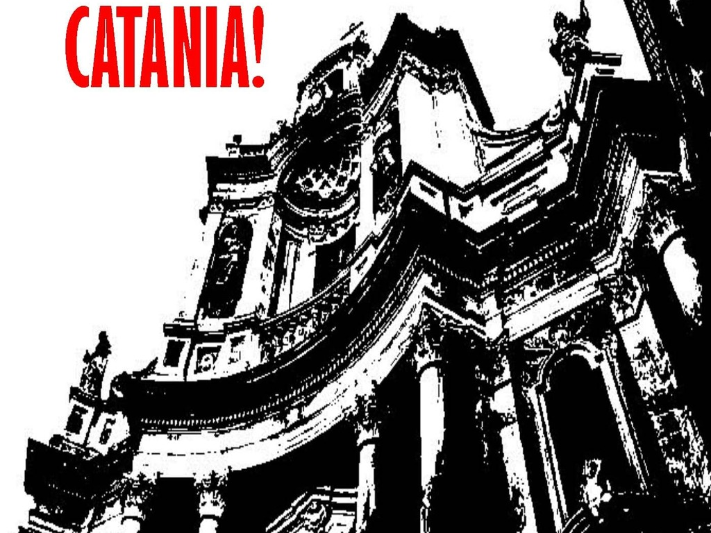 CATANIA! - The Movie's video poster