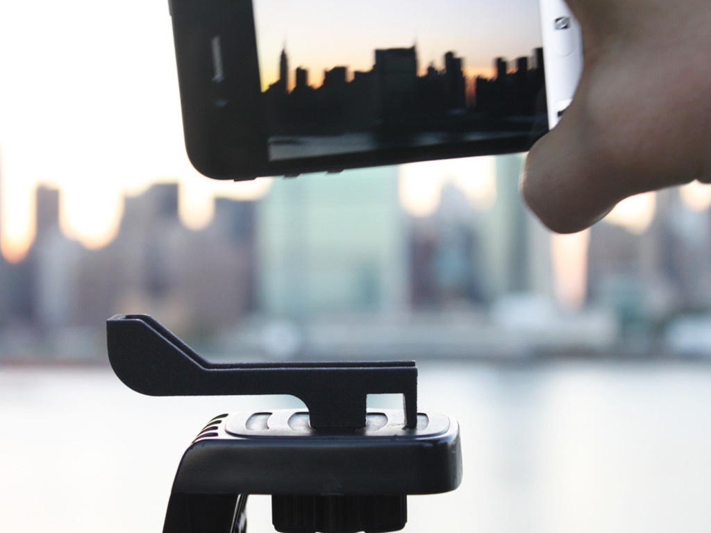 Glif - iPhone 4 Tripod Mount & Stand's video poster